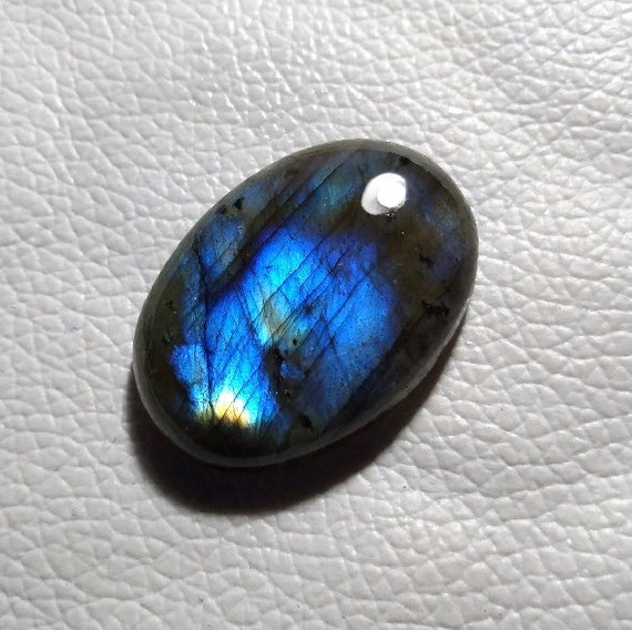 Tempting AAA 100/% Natural Chatoyant Spectrolite Labradorite Rectangle Shape Carved Loose Gemstone 74 Ct For Making Jewelry 42X20X8 mm Z-155