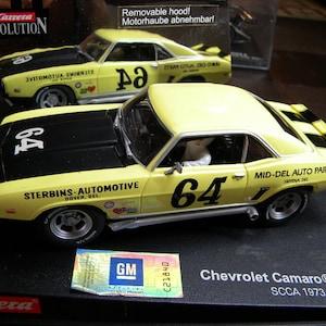 Paul Goldsmith 2568 Car 3 Auto World Slot Car Smokey/'s 1957 Chevrolet Bel Air