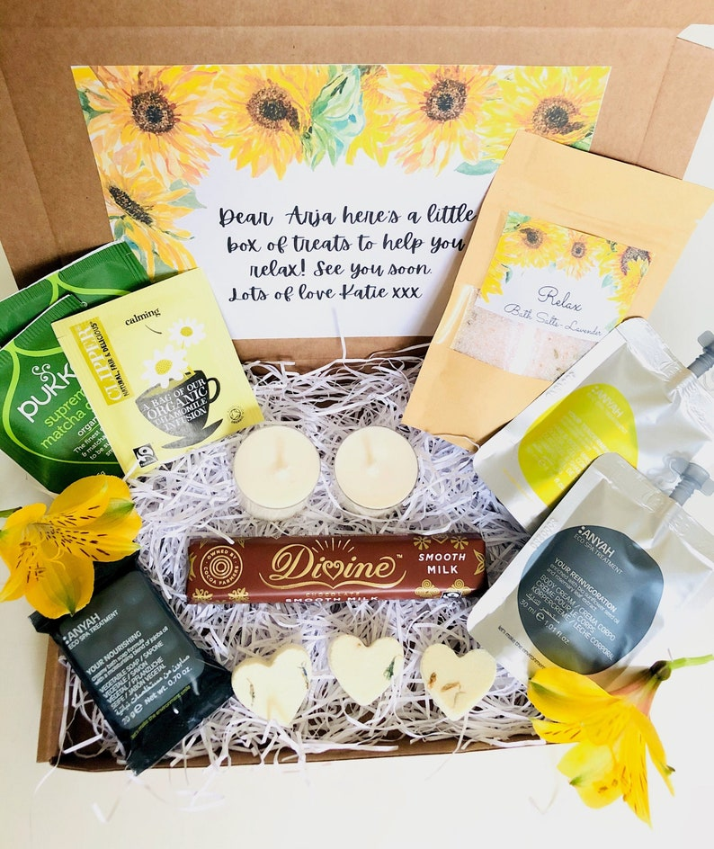 Relaxation Letterbox Gift