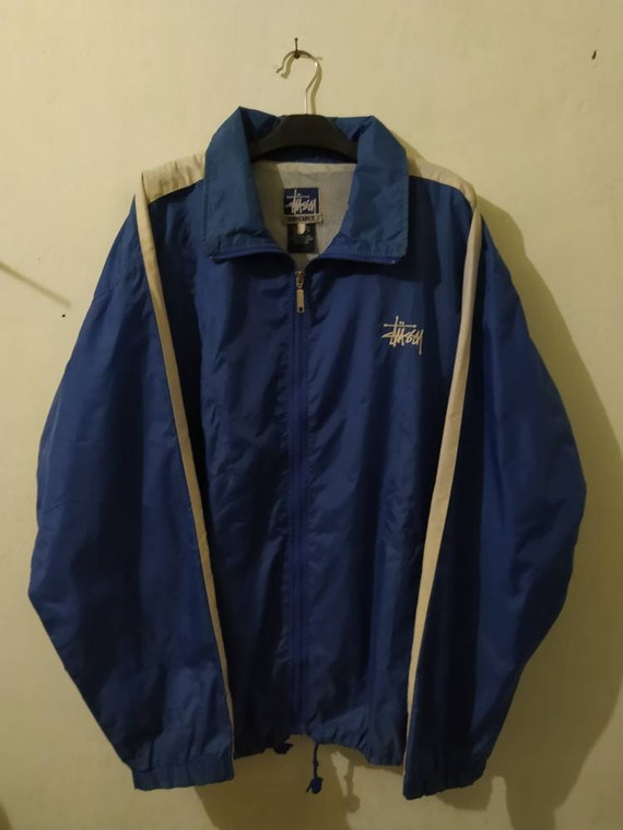 Vintage stussy sport jacket