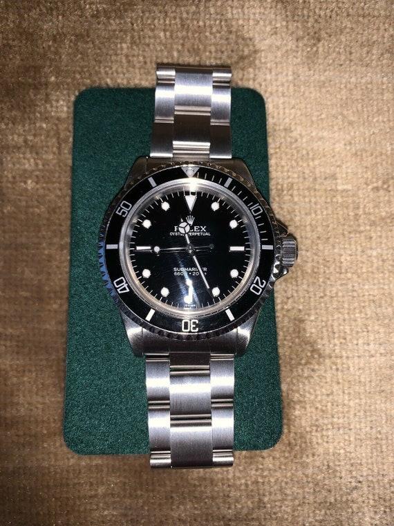 Rolex Submariner Oyster Watch 5513