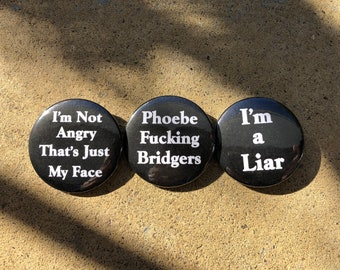 phoebe bridgers pins