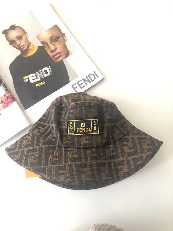 Vintage Fendi Bucket Hat
