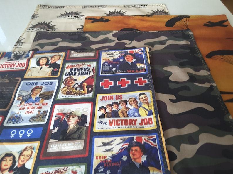 custom womens gifts mens gift,christmas gift Victory Panel Edc hanks,Edc gear womens hanks handkerchiefs war memorial Everyday carry