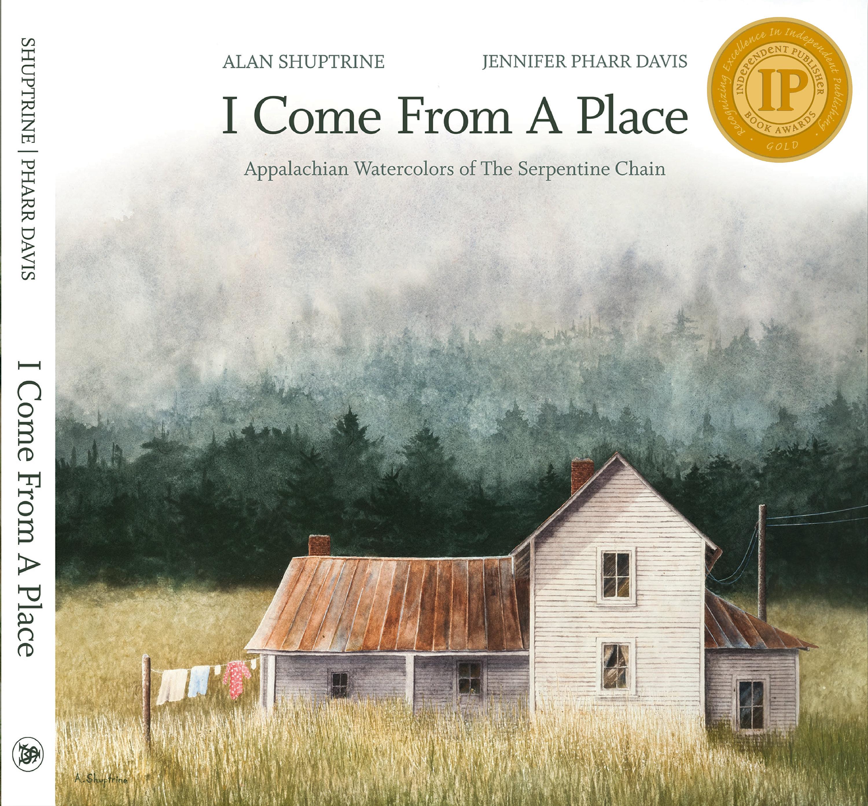 I Come From A Place | Fine Art Book | Alan Shuptrine & Jennifer Pharr Davis