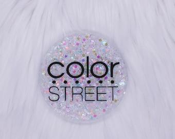 color street nailfie disc