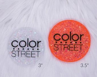 Mystery Custom Glitter Nailfie Discs!!!
