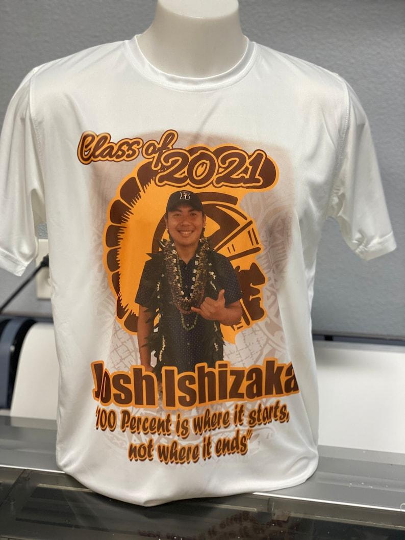 Personalized Graduation Shirt