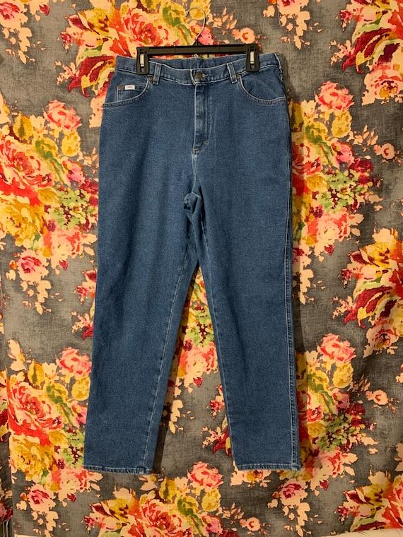 Lee mom jeans