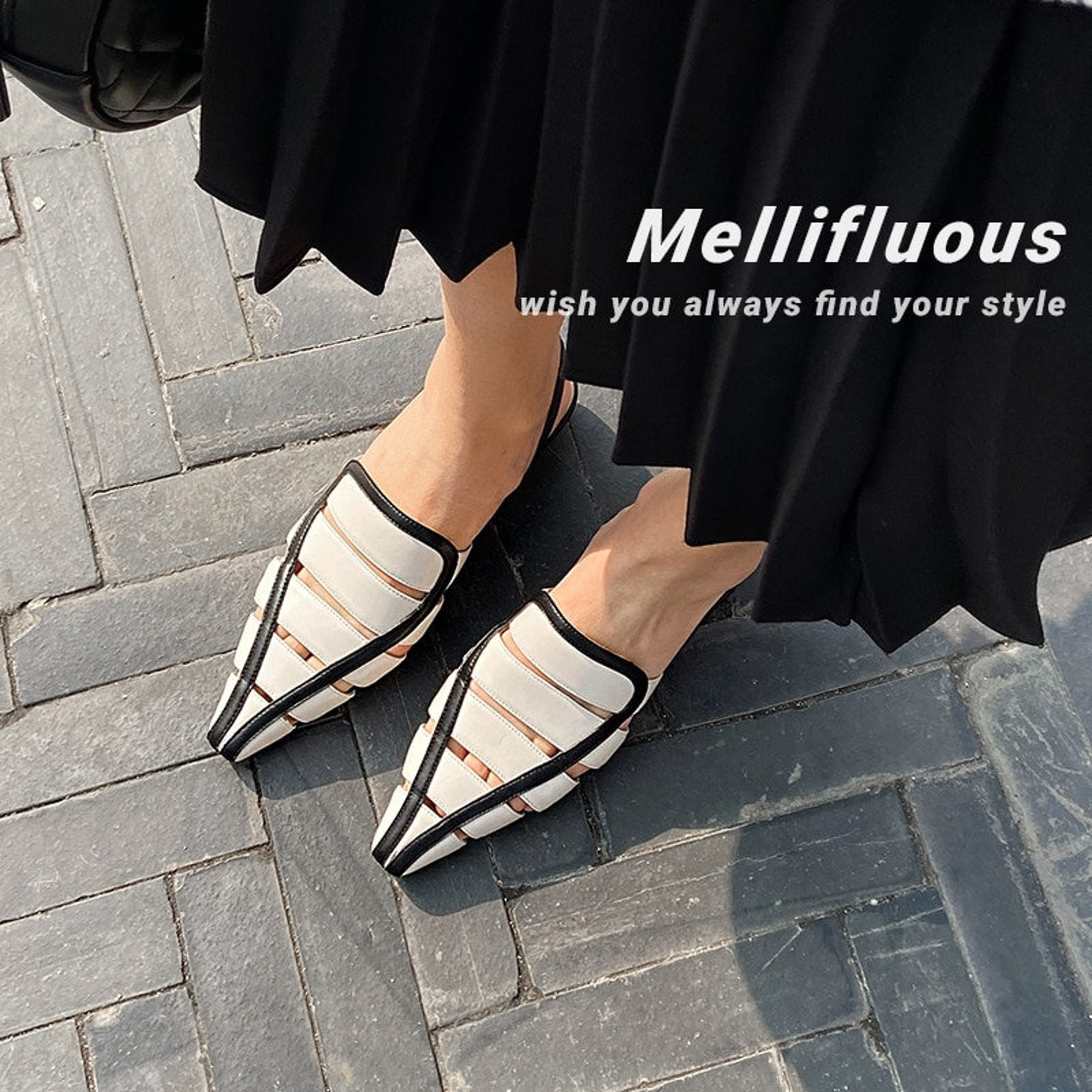Justfab Heeled Sandals Ives ($40) liked on Polyvore