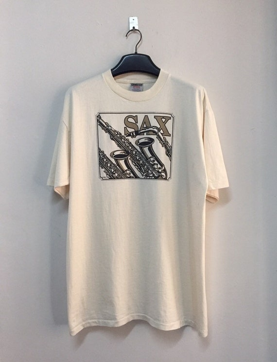 90s SAX Tshirt