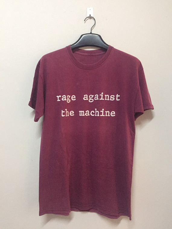 Vintage Rage Against The Machine Band T-shirt
