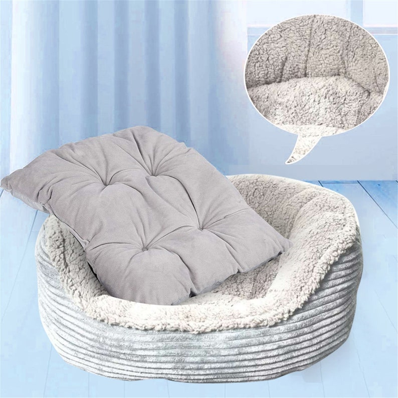 Pet Bed For Dogs Cat House Dog Beds For Large Dogs Pets Products For Puppies Dog Bed Mat Lounger Bench Cat Sofa Supplies