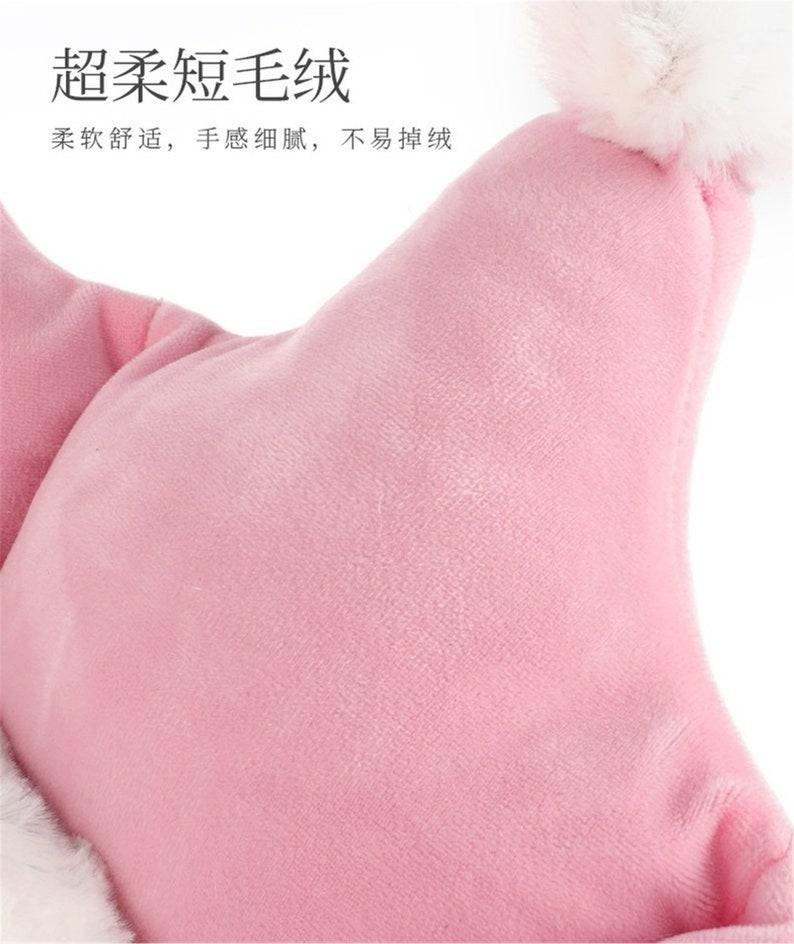 Cats Bed Soft Comfortable Pet Nest Autumn   Winter Pet Sleeping Nest for Cats and Dogs Universal Cute Warm Non-slip Pet Mat