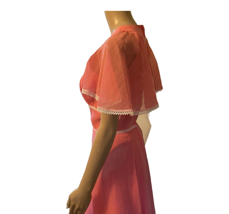 Vintage Coco of California Spring Sunday Dress Isn\u2019t she lovely?!