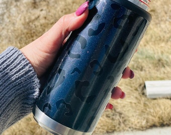 White Claw Skinny Can Coozie Tumbler White Claw Coozie Custom Skinny Coozie Can Cooler Stainless Steel Hard Seltzer Cooler Laser Engraved