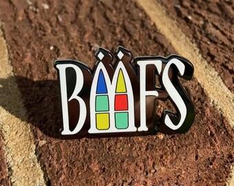 Ryman BMFS Pin