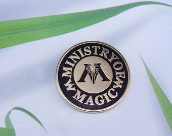 Harry Potter Ministry of Magic  Pin Badge