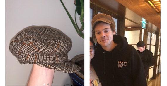 HS inspired Baker Boy Hat