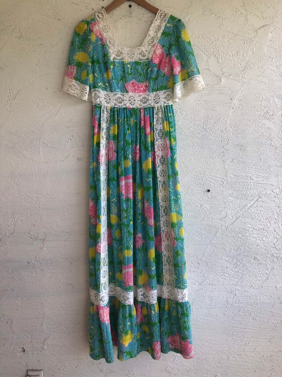 Vintage The Lilly By Lilly Pulitzer 60's boho chic