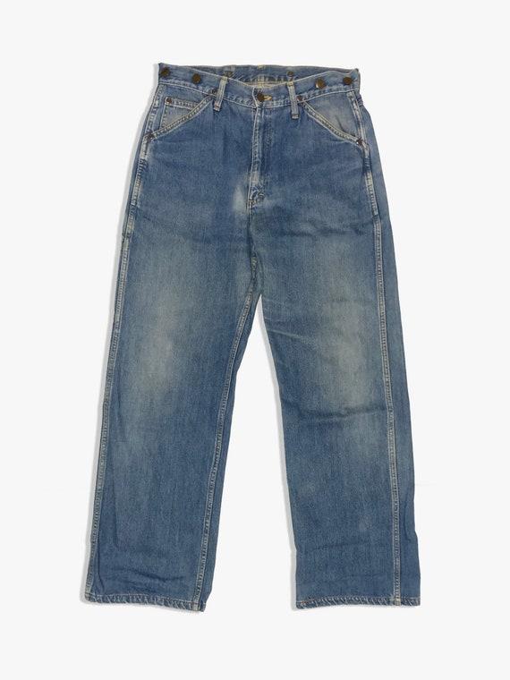 Vintage 70s Lee Denim Pants