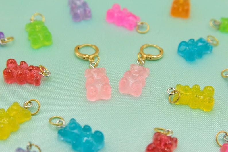 Ohrringe Gummy Bear