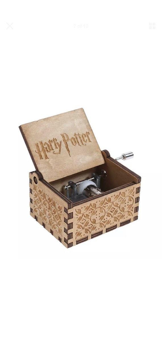 Boîte à musique thème Harry Potter