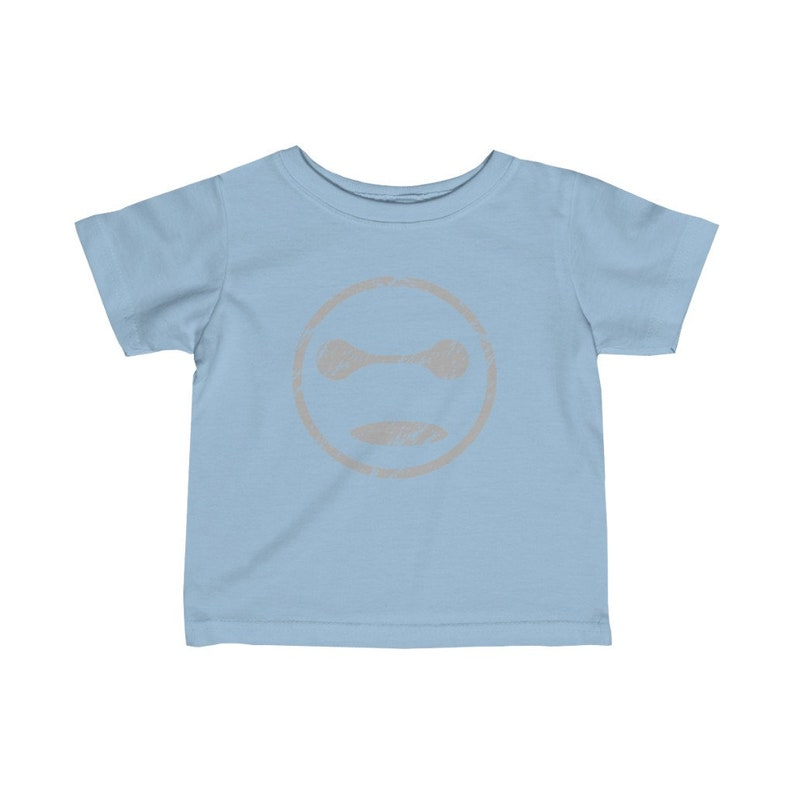 Baby Taino Symbol Face Infant Fine Jersey Tee
