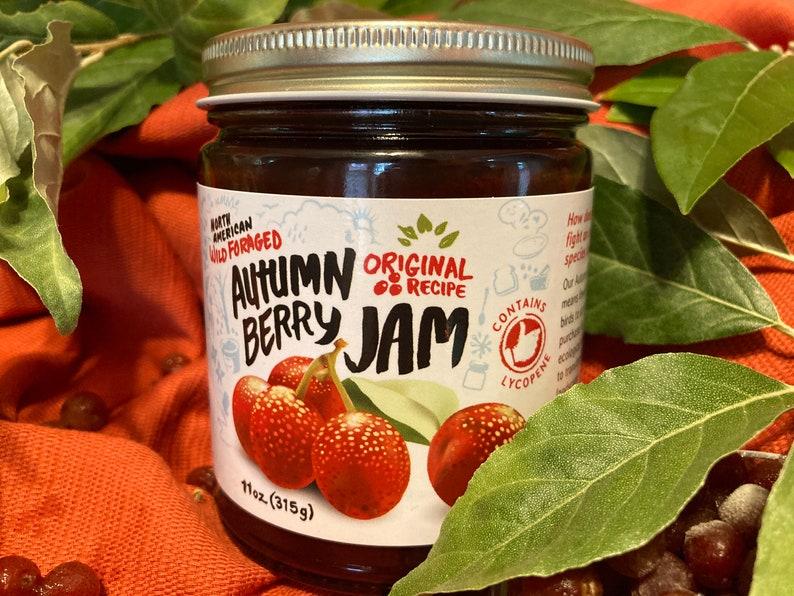 Autumn Berry Jam image 0