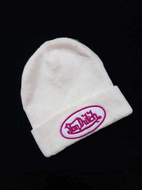 Vintage Von Dutch Beanie Hat
