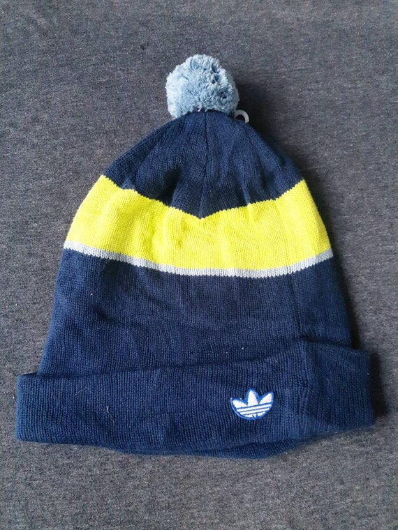Vintage Adidas Winter Beanie Hat
