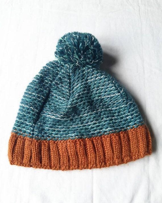 Vintage Mammut Winter Beanie Hat