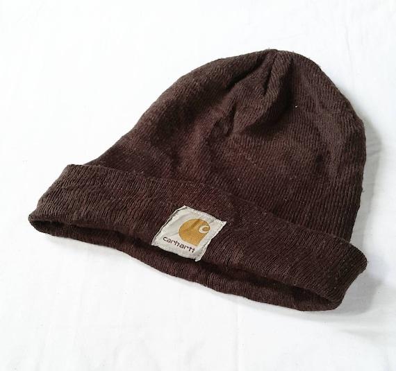 Vintage Carhartt Beanie Hat