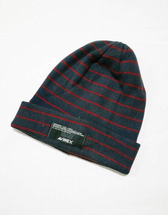 Vintage Avirex Beanie Hat