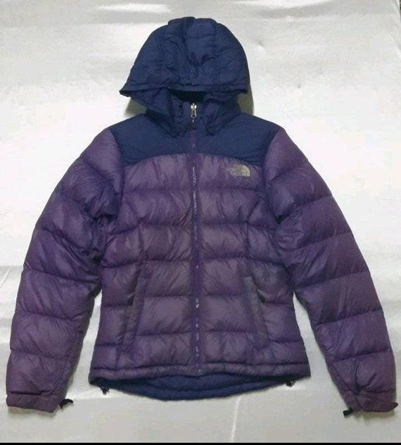 Vintage The North Face Puffer Pullover Jacket