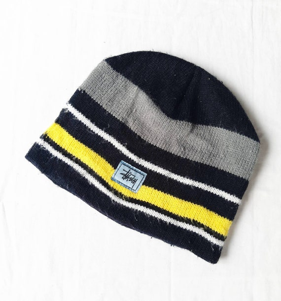 Vintage Stussy Beanie Hat