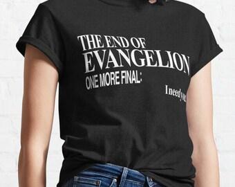 Evangelion Shirt Etsy