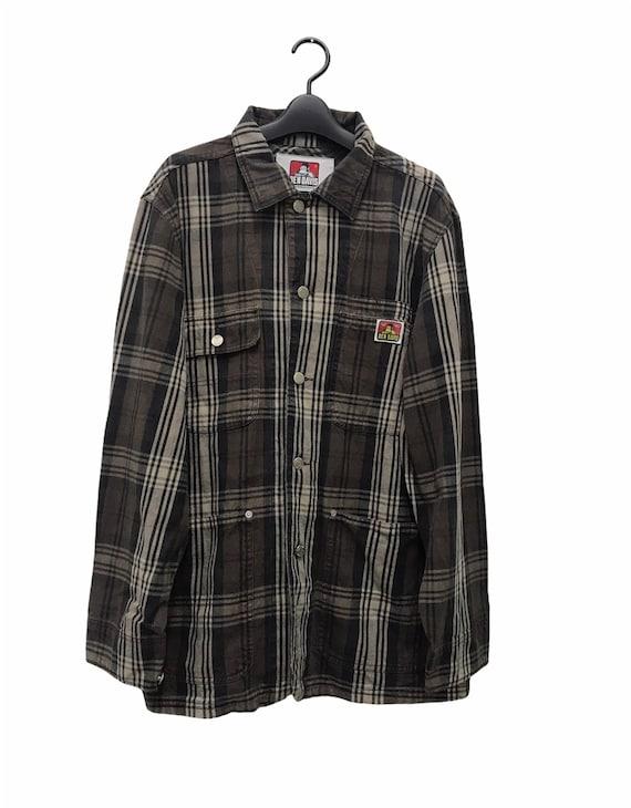 Ben Davis Multipocket Work Shirt Work Wear