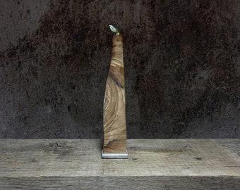 Vase Elm wood