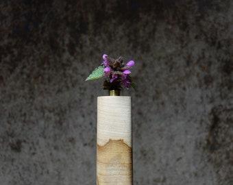 Vase, birch wood