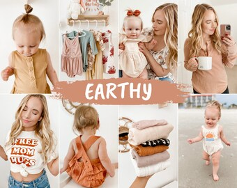 BRIGHT CLEAN Presets, Mobile Presets, Lightroom Mobile Presets, Instagram Presets, Blogger Photo Presets, Bright And Airy Presets