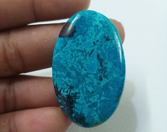 Goegeous 100/% Natural SHETUCKITE AAA Quality Loose Cabochon Gemstone Pear Shape Making For Jewelry 38.20 c.t 32X25X6 mm