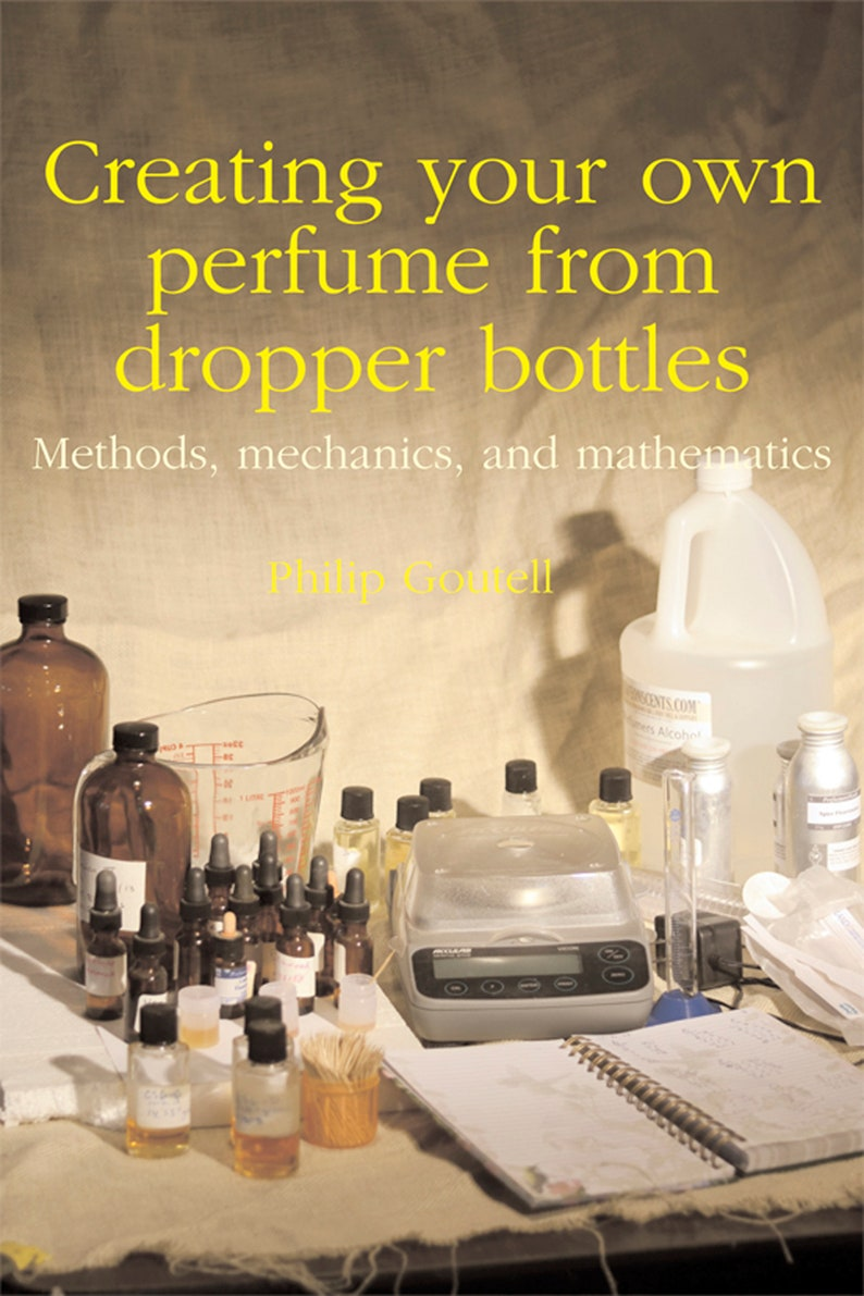 Creating your own perfume from dropper bottles: Methods image 0