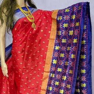 Pochampally ikkat silk saree Sarees Ikkat sarees Ikat sarees silk sareesHandwoven saree