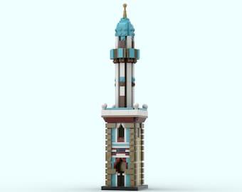 Fata Morgana Minaret MOC (INSTRUCTIONS ONLY)