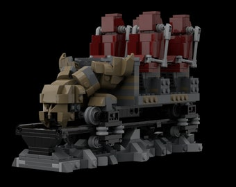 Taron MOC (INSTRUCTIONS ONLY)