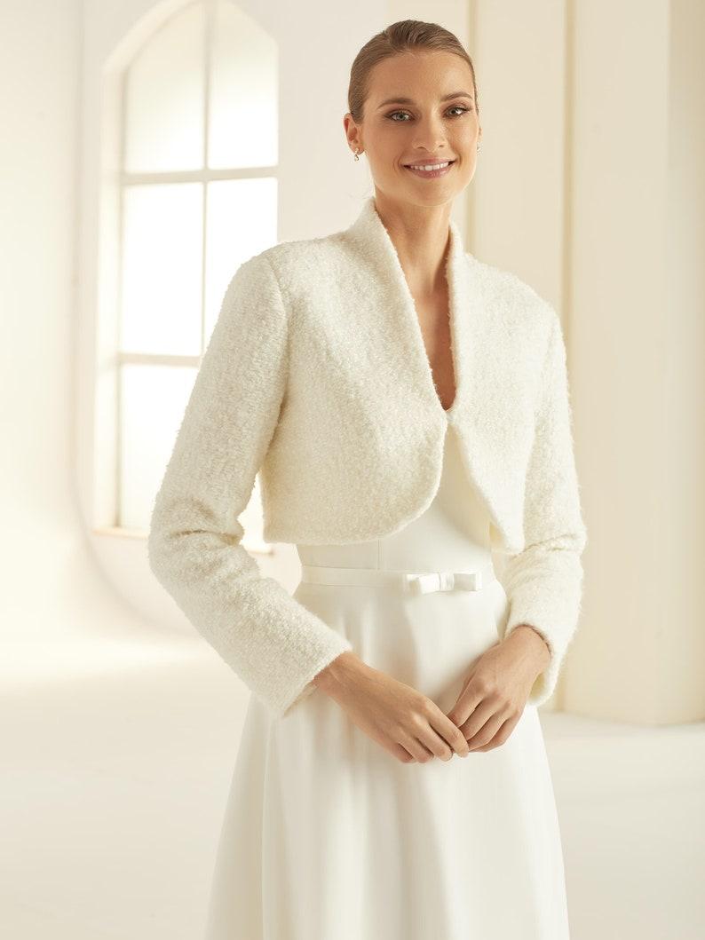 wool bolero Wool Wedding bolero wedding jacket wedding boleros wedding wool bolero wool jacket bridal bolero bridal jacket bolero
