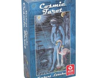 Cosmic Tarot card deck