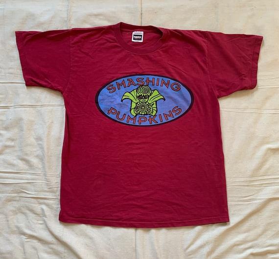 Vintage 1994 Smashing Pumpkins Tour Tee Size XL
