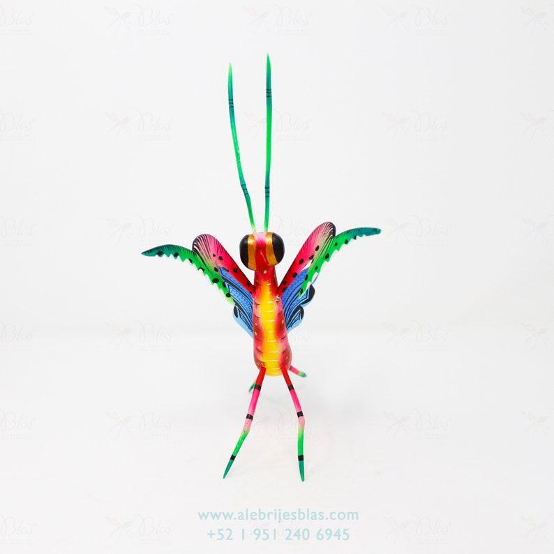 Alebrije Mantis Religiosa IX Mexican Art Decor